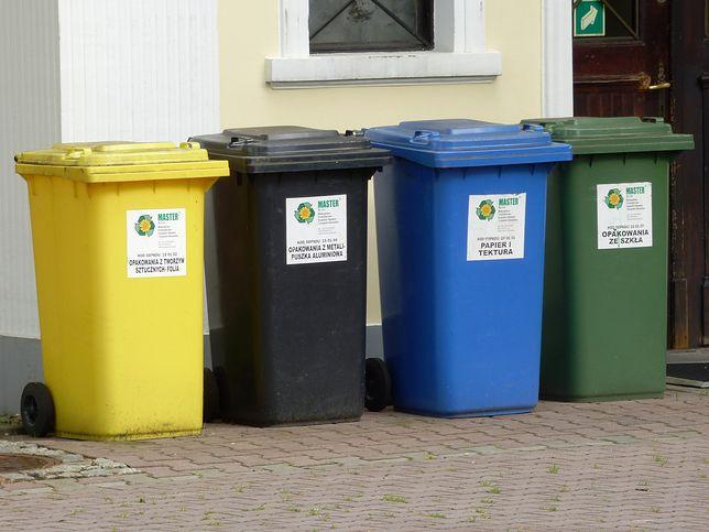 W Ciechanowie pojemniki same sprawdzą, czy mieszkańcy dobrze segregują śmieci