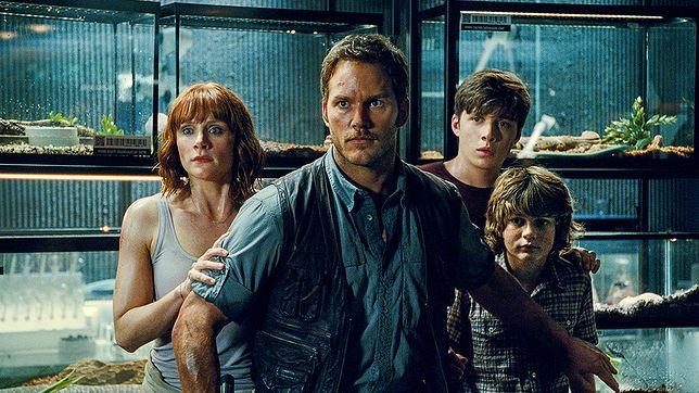 ''Jurassic World'': Blockbusterus Rex [RECENZJA BLU-RAY]