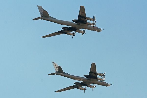 Bombowce Tu-95
