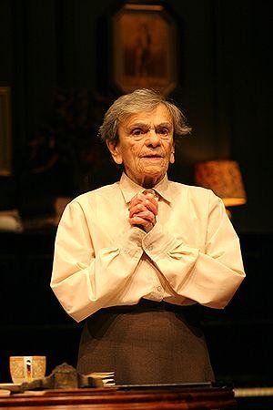 Krystyna Feldman nie żyje