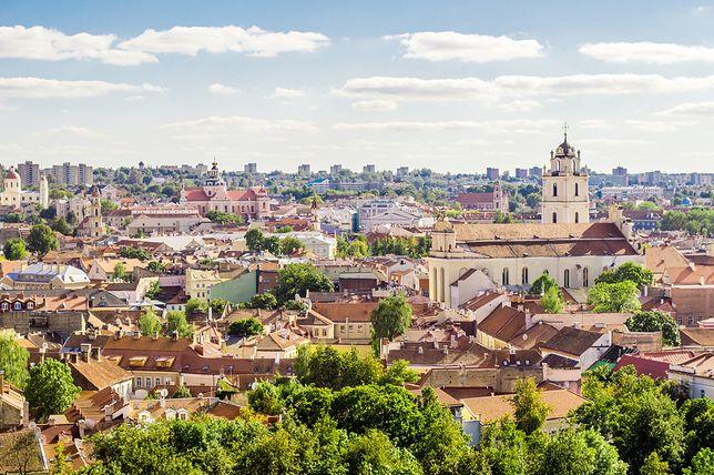 Atrakcje Litwy - Wilno