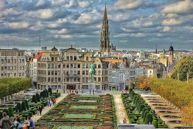 Bruksela, stolica Belgii i Unii Europejskiej
