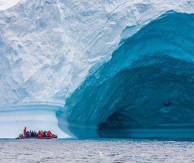 We wschodniej części Antarktydy naukowcy odkryli źródło ciepła