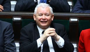Według Bielana, Jarosław Kaczyński jest człowiekiem pełnym humoru
