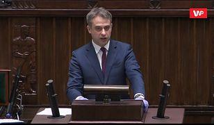 Sejm. Krzysztof Gawkowski do Mateusza Morawieckiego: zmarnowaliście te trzy miesiące