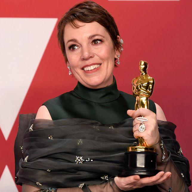 """Olivia Colman z Oscarem za pierwszoplanową rolę kobiecą w """"Faworycie"""""""