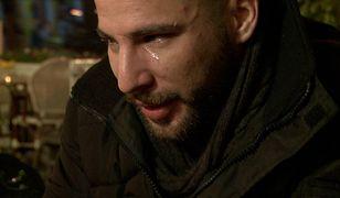 """Kadr z filmu """"Jonathan Agassi uratował mi życie"""""""