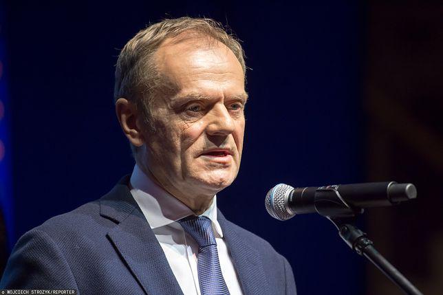 Koronawirus. Donald Tusk pisze list do członków Europejskiej Partii Ludowej