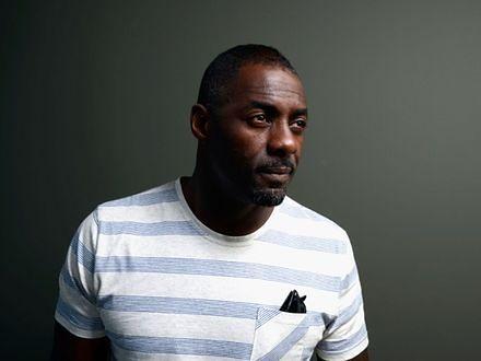 Idris Elba nie taki przystojny