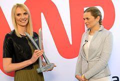 Wręczyliśmy nagrodę Barbarze Nowackiej - Kobiecie Roku WP