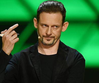 Michał Wójcik, ojciec czwórki dzieci