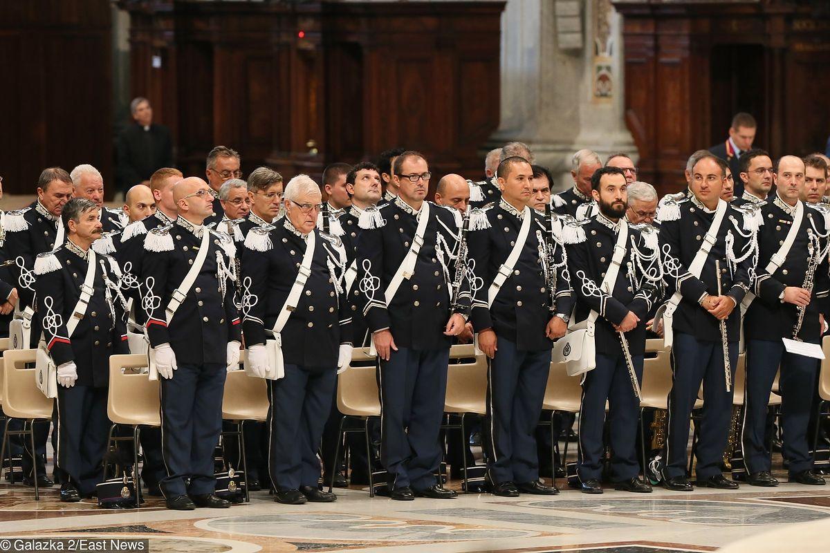 Zmiany w Watykanie. Żandarmeria dostała paralizatory