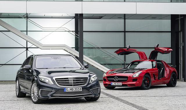 Dwa nowe modele Mercedes-AMG