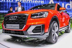 Audi Q2: SUV z litrowym silnikiem