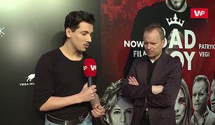 """Maciej Stuhr o Vedze: """"Przy niektórych rolach trzeba mieć trochę odwagi"""""""