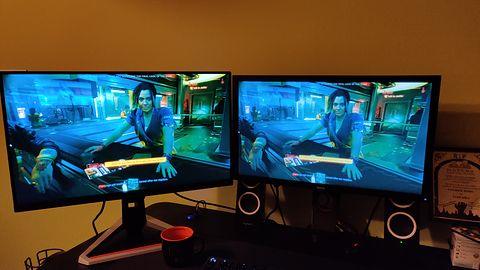 BenQ MOBIUZ EX2710 - 27-calowy monitor dla graczy do 1500zł