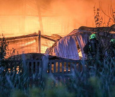 Śląskie. Dwie osoby zginęły w pożarach