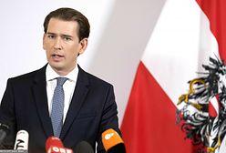 Polityczna burza w Austrii. Kanclerz Kurz zaskoczył decyzją