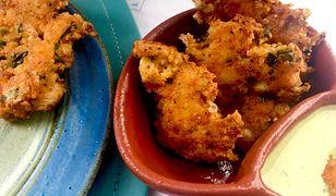 Soczyste placuszki z kurczakiem i serem. Zamiast zwykłych kotletów