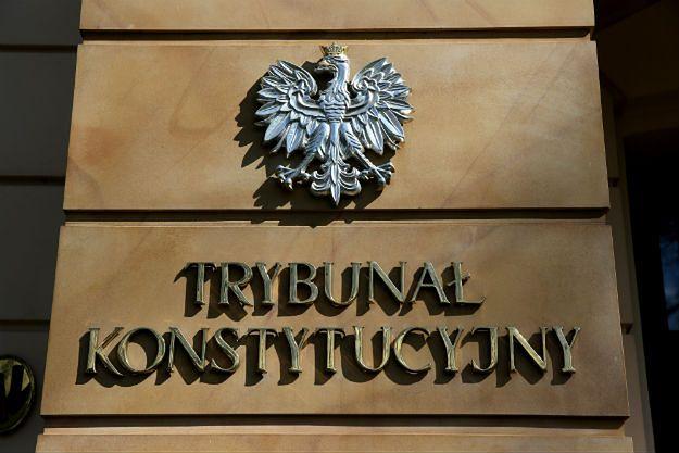 Jest wniosek Sejmu o wyłączenie z orzekania trzech sędziów TK