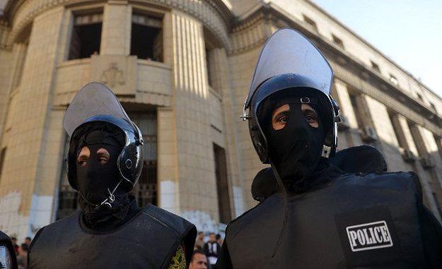 Strzelanina w Egipcie. Nie żyje czterech policjantów