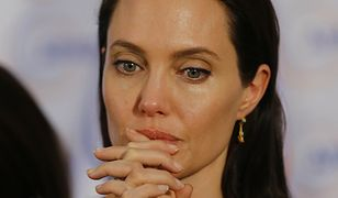Angelina Jolie nie przebierała w środkach w walce o dzieci.