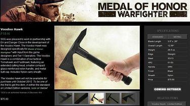 Electronic Arts nie będzie już płacić za umieszczenie broni na licencji w swoich grach