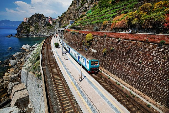Bilet Interrail Global Pass upoważnia do przejazdów pociągami w 30 krajach