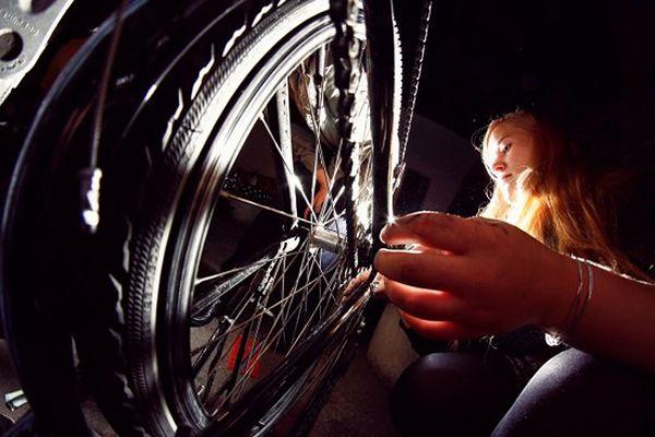 Jak nauczyć się samemu naprawiać rower - warsztaty z Projektem Zębatka