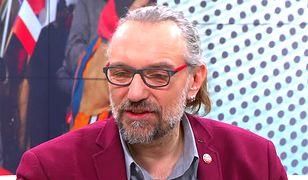 Mateusz Kijowski w #dzieńdobryPolsko: przykre, że ta prowokacja wyszła z wewnątrz KOD
