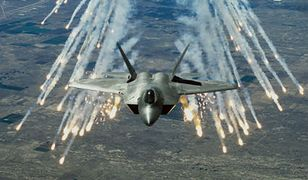 Najnowocześniejsze myśliwce USA w Europie