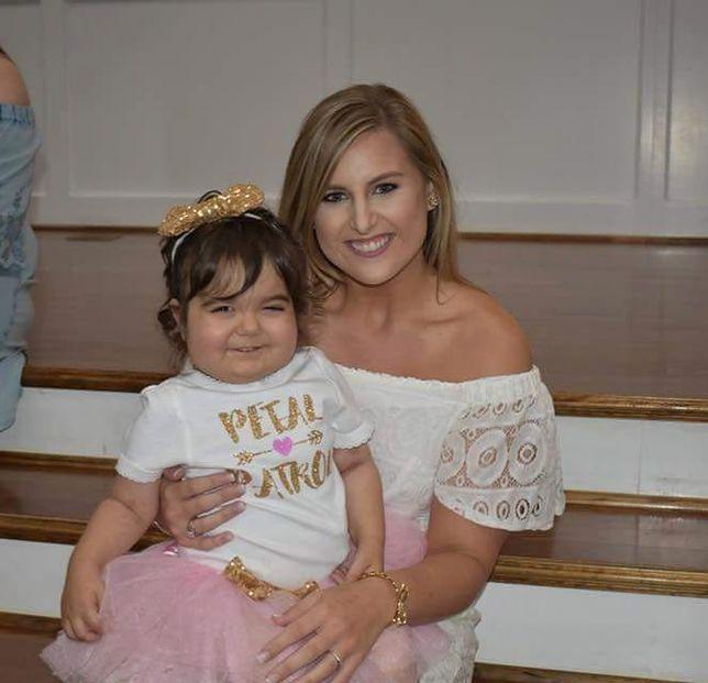 Skye i jej dawczyni Hayden