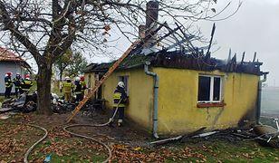Tragiczny pożar. Konieczna jest natychmiastowa pomoc dla rodziny