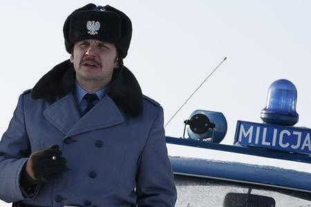 Kadr z filmu ''Dom zły''