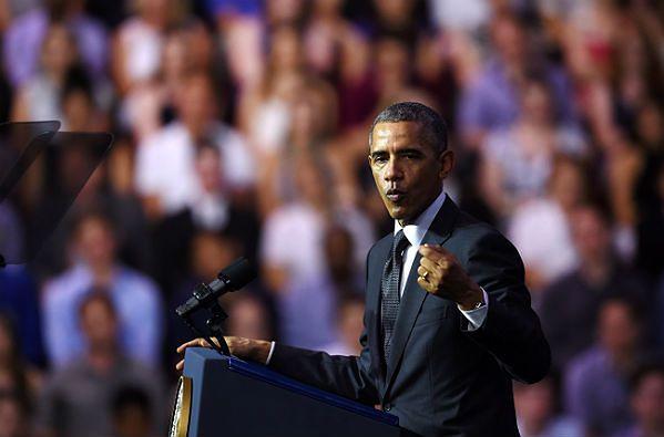 Barack Obama: rosyjska agresja na Ukrainie to zagrożenie dla świata