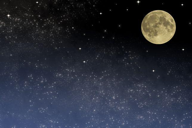 Jest nie tylko dodatkiem wieczornego nieba