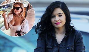 Ewelina Lisowska skończyła 29 lat. I pokazała się w odważnej mini