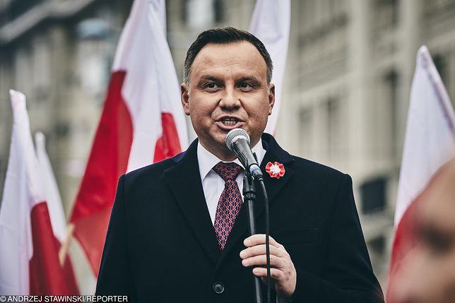 Andrzej Duda miał zniechęcić do siebie część otoczenia