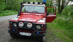 Tatry. Słowaccy ratownicy pomogli Polakom