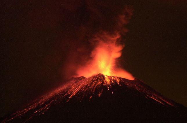 Super-wulkany stanowią realne zagrożenie dla życia na Ziemi