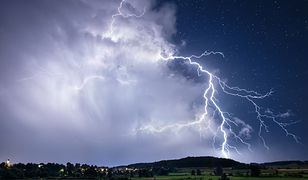 IMGW ostrzega przed burzami w całym kraju