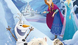 Anna i Elsa. Tajemnica niedźwiedzi polarnych