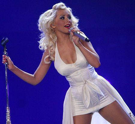 Christina Aguilera, dziewczyna z bajki