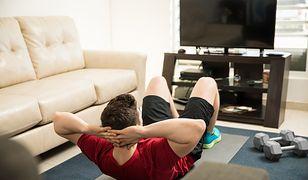 10 skutecznych ćwiczeń do wykonania w domu