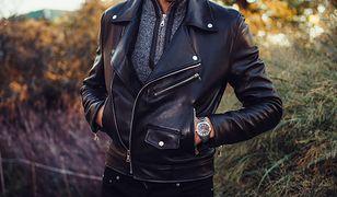 Męskie kurtki wiosenne są modne i wygodne.