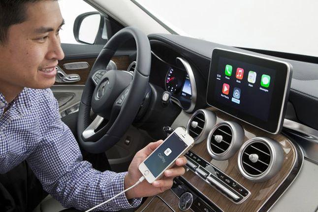 Car Play to system Apple obecny już w pojazdach kilku producentów. Czy to także pierwszy krok w kierunku własnego samochodu Apple ?