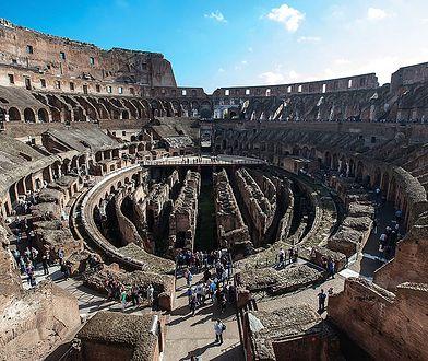 Od samego początku Koloseum służyło głównie rozrywce dużej rzeszy ludzi. Pierwotnie pomieściło 50 tys. siedzących widzów