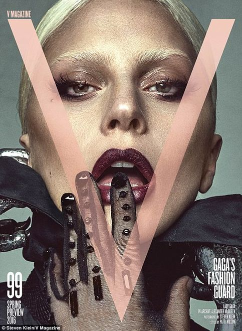 """V Magazine"" pod egidą Lady Gagi"
