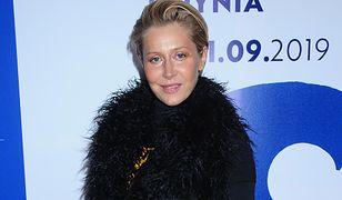 Warnke pojawiła się na Festiwalu w Gdyni