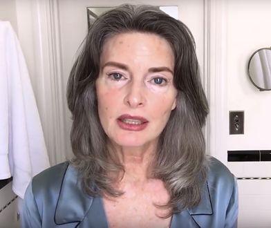 59-latka pokazuje jak krok po kroku dba o urodę. To wideo robi furorę!